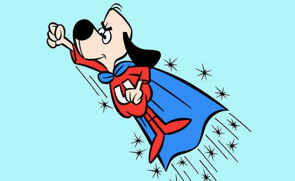 dessins animés de sexe de super héros adolescent prenant énorme Dick