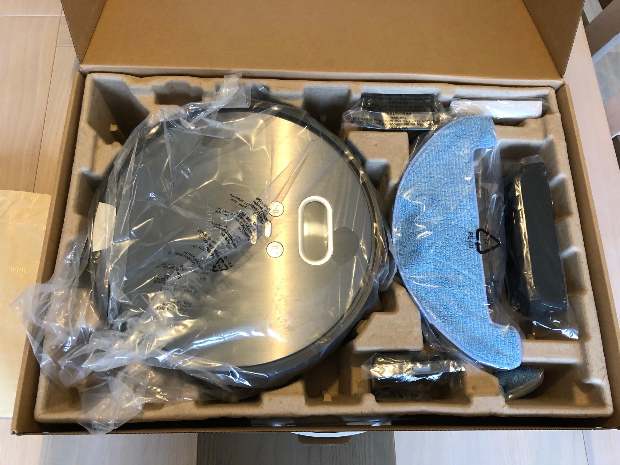Woopets a testé le robot aspirateur Amibot Animal Premium