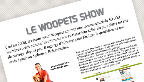 Le Woopets Show
