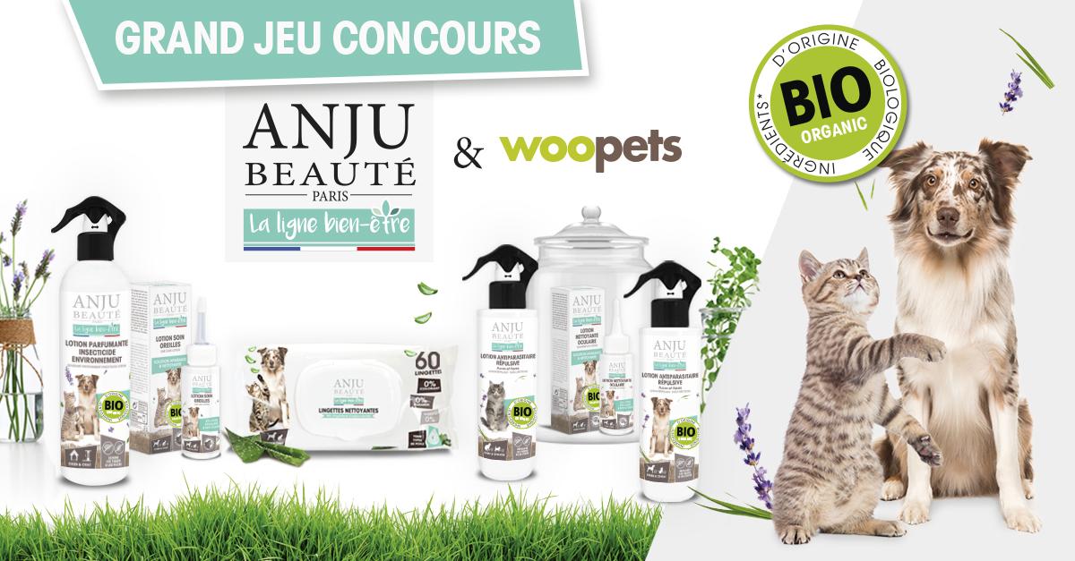 Jeu concours Anju Beauté du 18 au 31 mars 2019